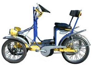 Bicicletta A 4 Ruote